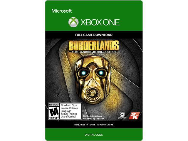 Borderlands: The Handsome Collection Xbox One [Digital Code]