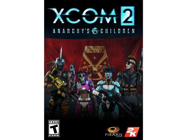 XCOM 2 DLC - Anarchy's Children [Online Game Code]