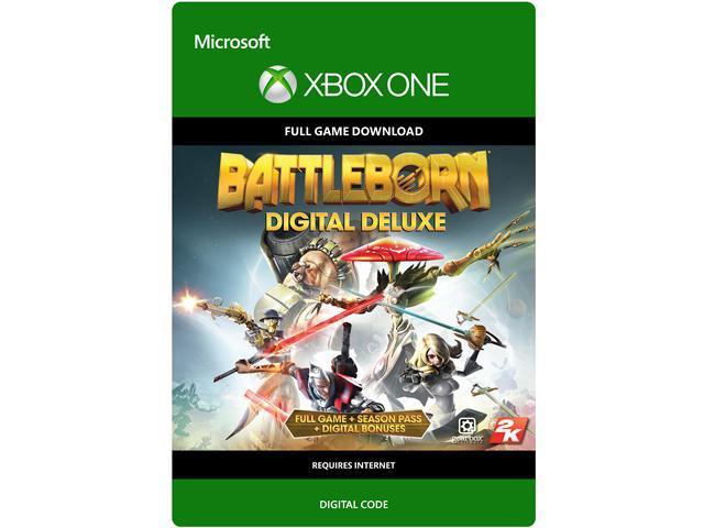Battleborn Digital Deluxe XBOX One [Digital Code]
