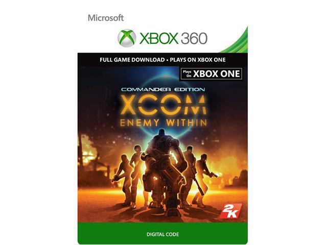 XCOM: Enemy Within XBOX 360 [Digital Code]