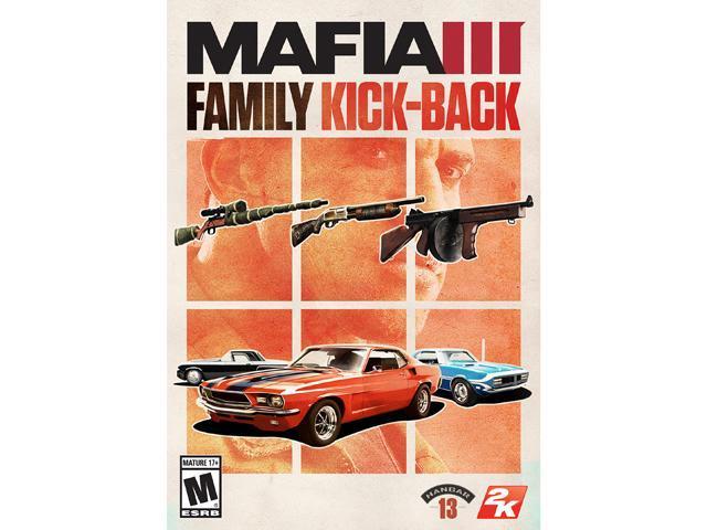 Mafia III - Family Kick-Back [Online Game Code]
