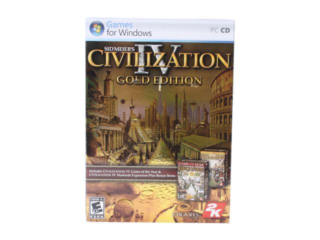 Civilization IV PC Game