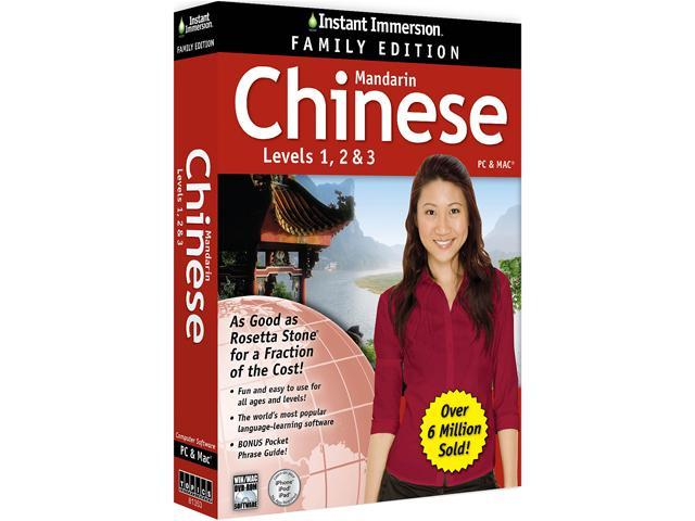 TOPICS Entertainment Instant Immersion Chinese Family Edition
