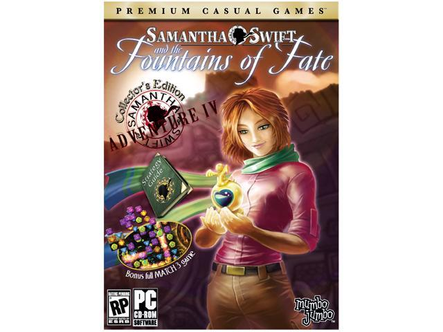 Samantha Swift and the Fountains of Fate: Collector's Edition PC Game