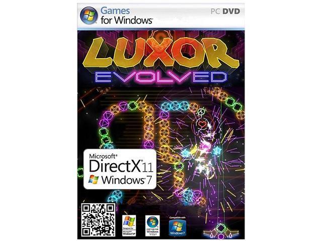 Luxor Evolved PC Game