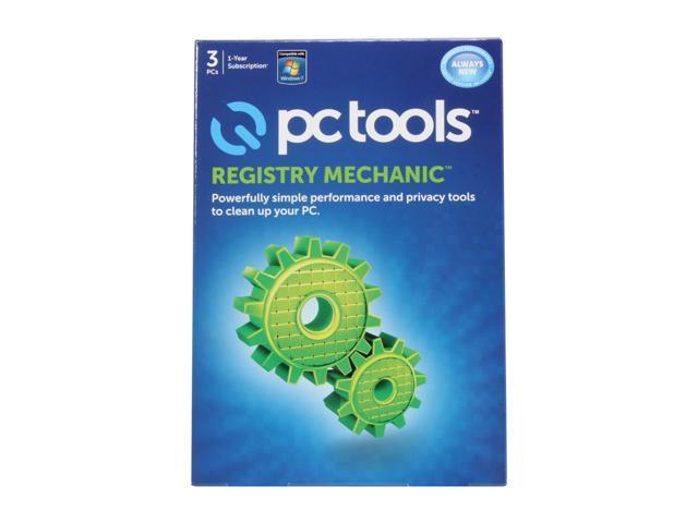 PC Tools Registry Mechanic 2012