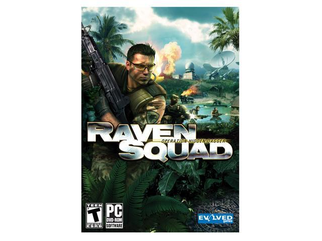 Raven Squad: Hidden Dagger PC Game