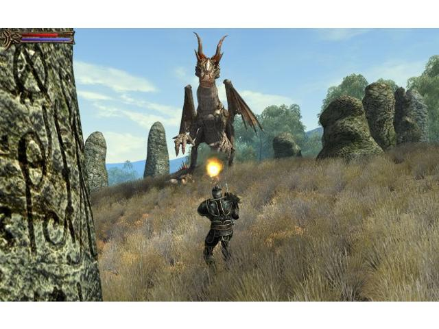 Two Worlds: Epic Edition PC Game SouthPeak
