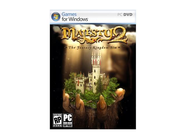 Majesty 2: Fantasy Kingdom Sim PC Game
