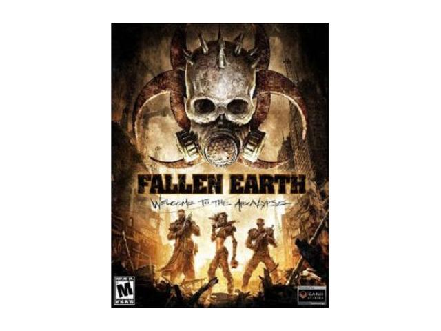 Fallen Earth: Welcome to the Apocalypse PC Game