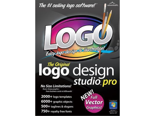 SummitSoft Logo Design Studio Pro Vector (Windows) - Download