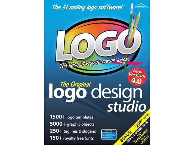 SummitSoft Logo Design Studio 4.0 (Windows) - Download