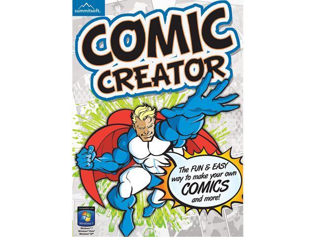 SummitSoft Comic Creator (Windows) - Download