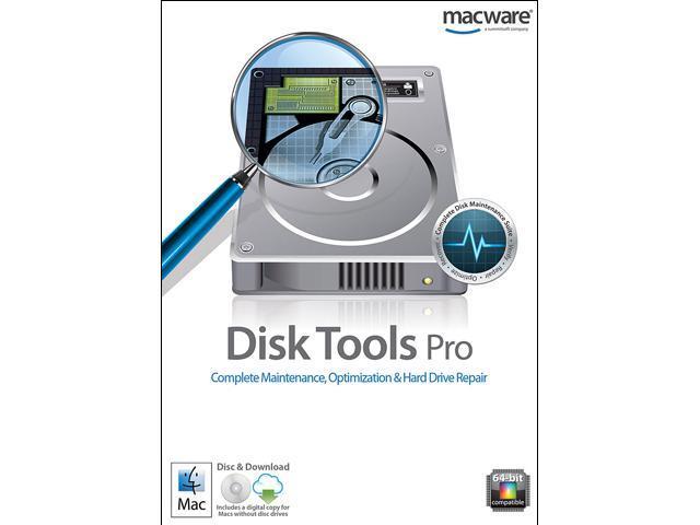 SummitSoft Disk Tools Pro (Mac) - Download