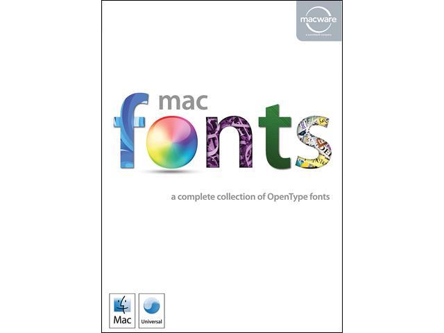 SummitSoft MacFonts (Mac) - Download