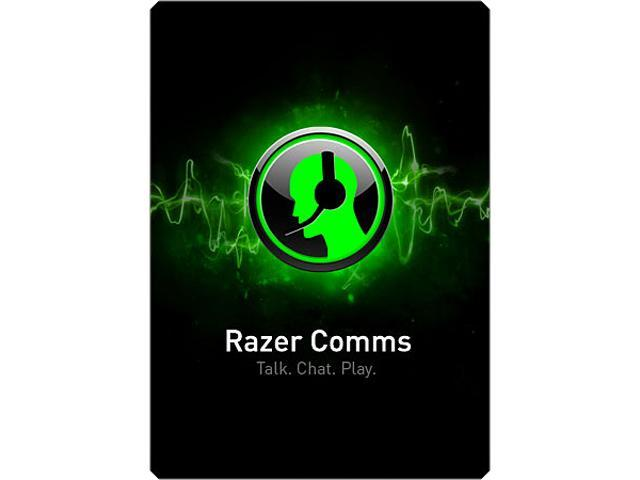 Razer Comms Gaming VoIP & Chat Software - Download