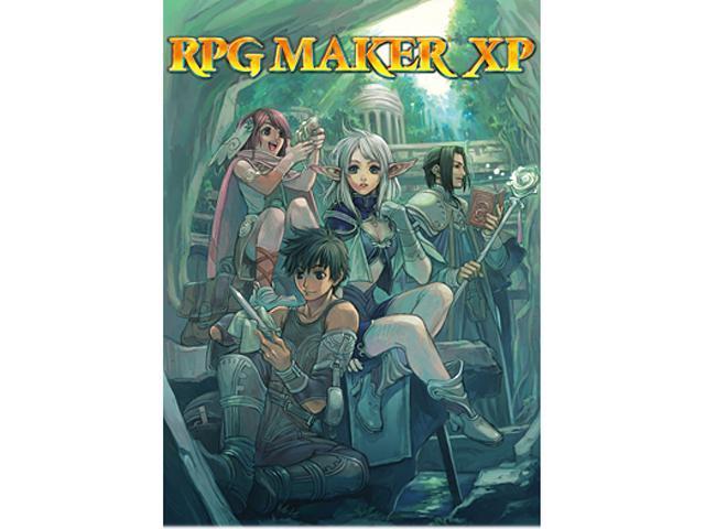 RPG Maker XP 1.0 - Download