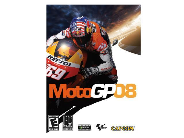 Moto GP 08 PC Game