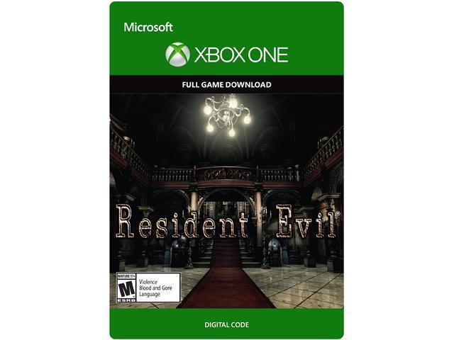 Resident Evil HD Remaster XBOX One [Digital Code]