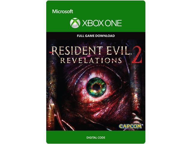 Resident Evil Revelations 2: Deluxe Edition XBOX One[Digital Code]
