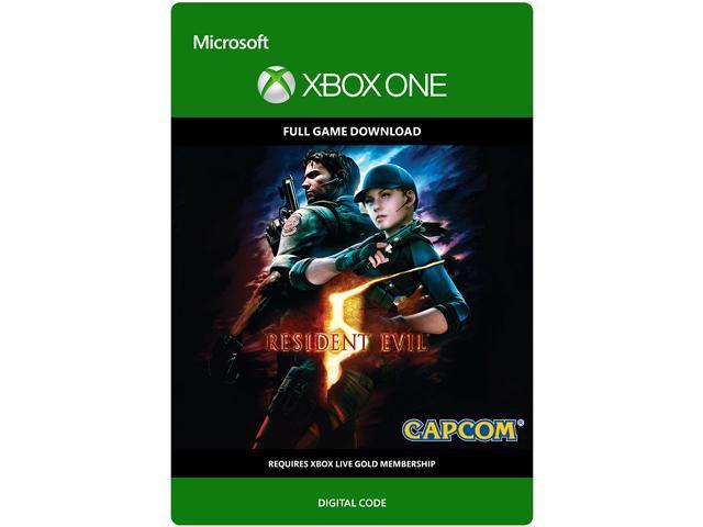 Resident Evil 5 XBOX One [Digital Code]