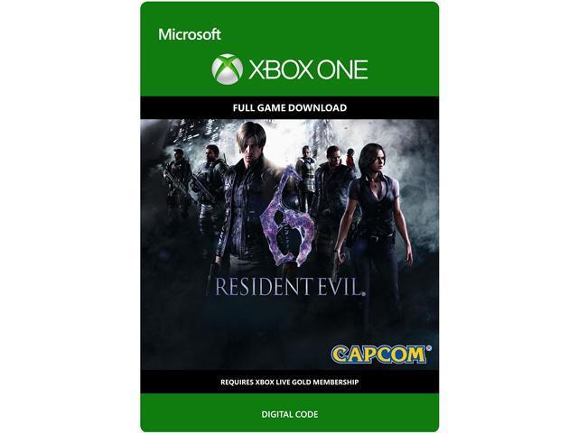Resident Evil 6 XBOX One [Digital Code]