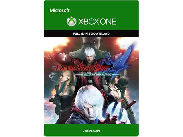 Devil May Cry 4 Special Edition Xbox One [Digital Code]