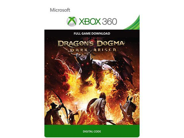 Dragon's Dogma: Dark Arisen Xbox 360 [Digital Code]
