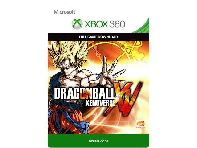 Dragon Ball Xenoverse - XBOX 360 [Digital Code]