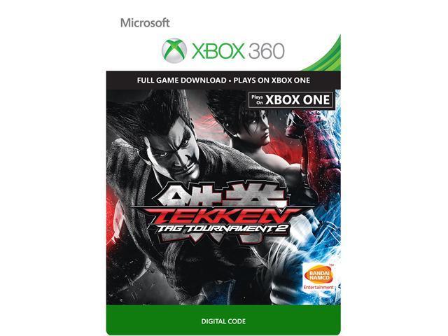 Tekken Tag Tournament 2 XBOX 360 [Digital Code]