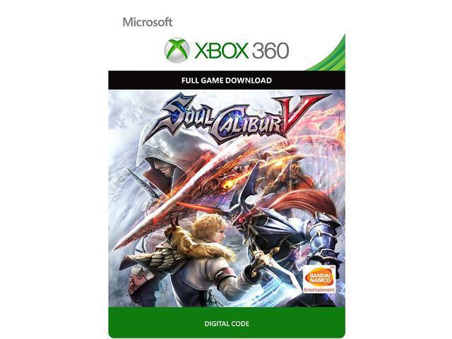 Soulcalibur V XBOX 360 [Digital Code]