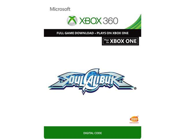 SoulCalibur XBOX 360 [Digital Code]