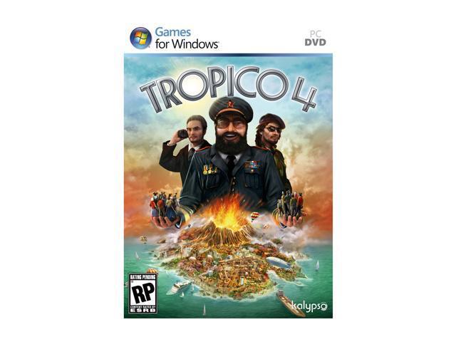Tropico 4 PC Game