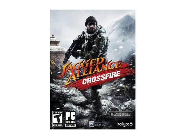 Jagged Alliance: Crossfire PC Game