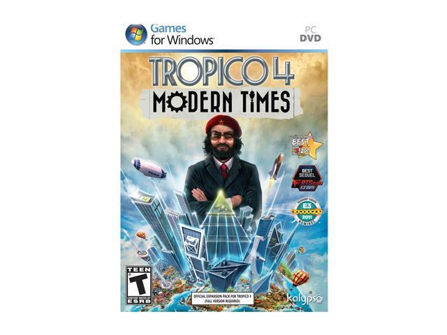Tropico 4: Modern Times PC Game