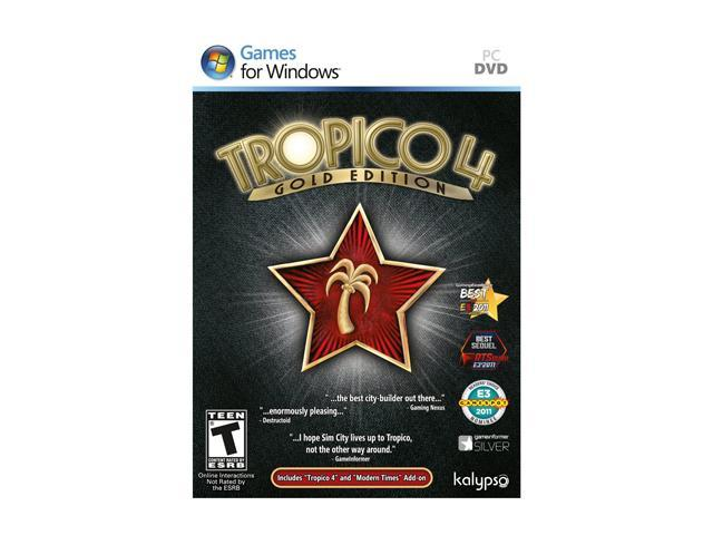 Tropico 4 Gold Edition PC Game