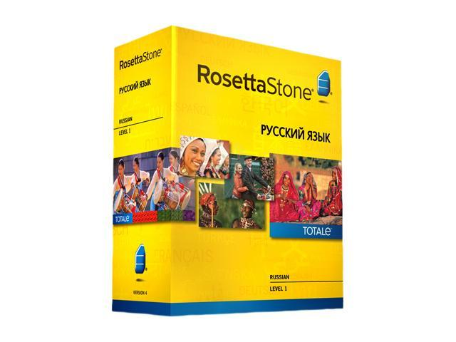 Rosetta Stone Russian - Level 1