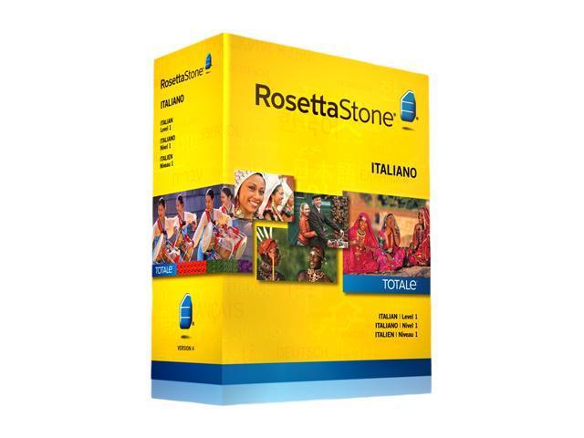 Rosetta Stone Italian - Level 1