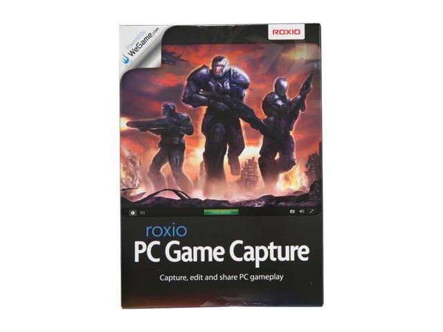 Roxio PC Game Capture