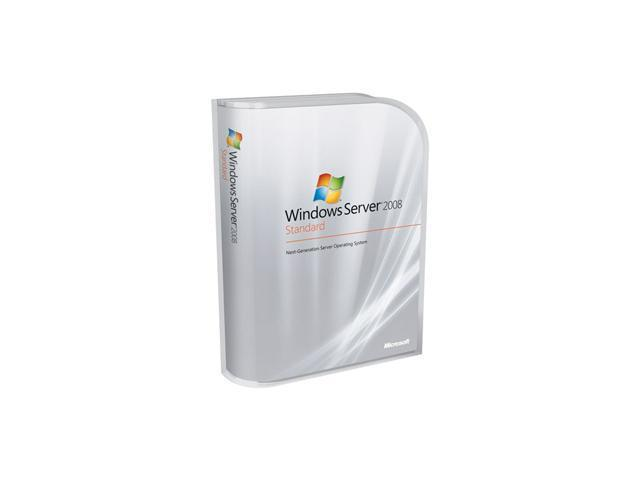 HP Microsoft Windows 2008 5 User English German French Italian Spanish License