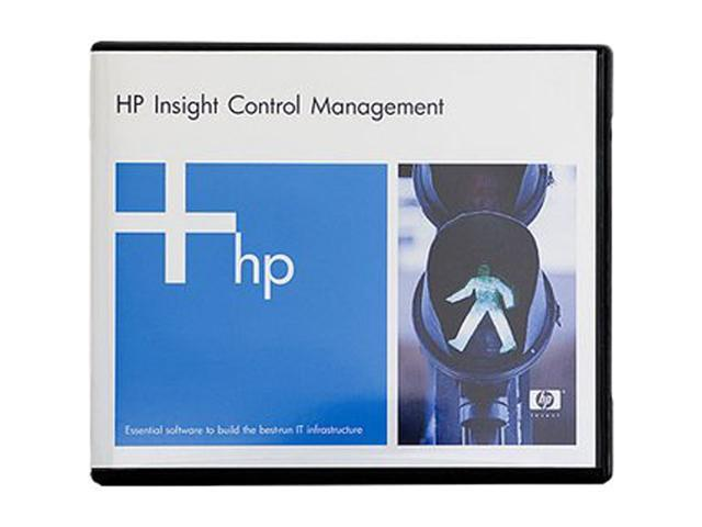 HP Insight Control License Purchase Options