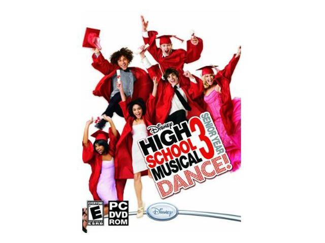 High School Musical 3: Senior Year PC Game
