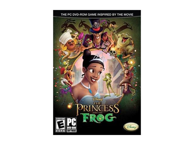 Princess and the Frog PC Game
