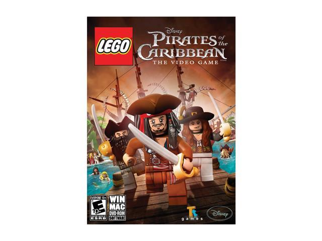 Lego Pirates of the Caribbean: The Video Games PC Game