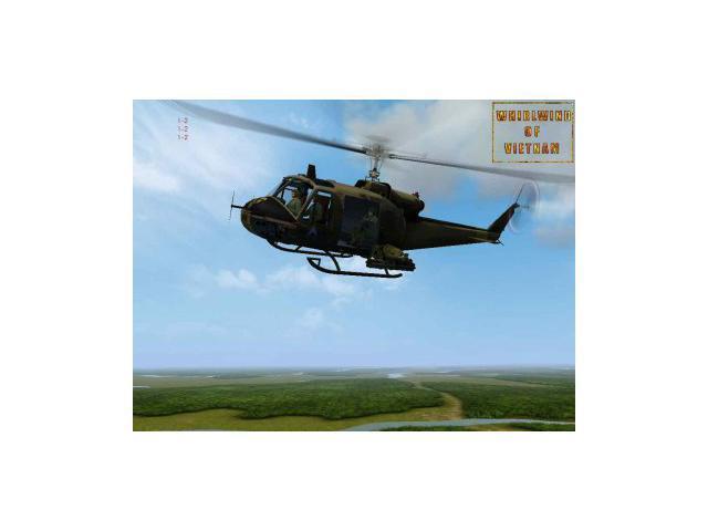 Whirlwind Over Vietnam