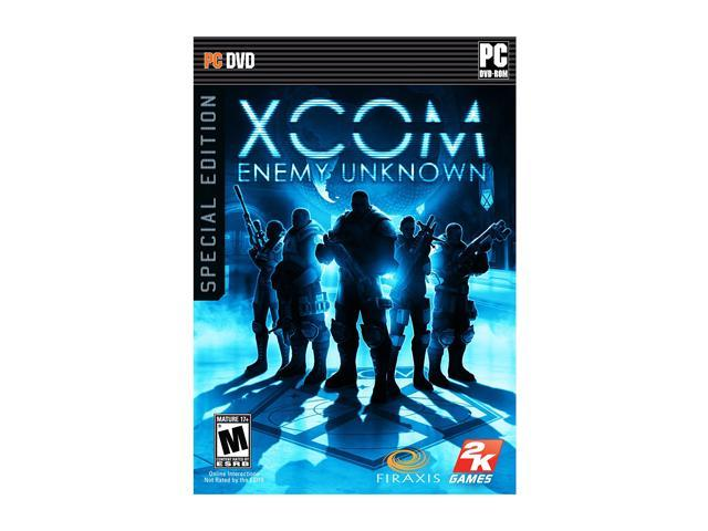 XCOM Enemy Unknown PC Game