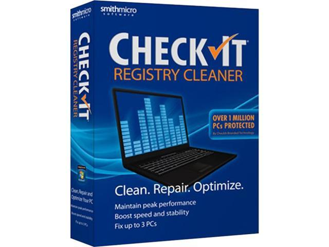 SmithMicro Checkit Registry Cleaner