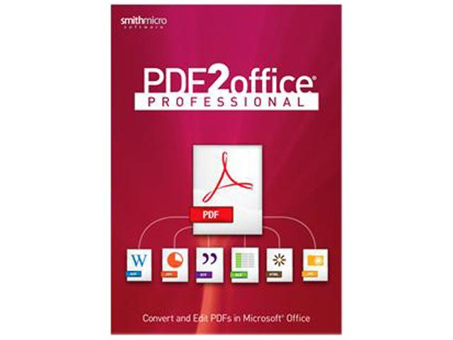 SmithMicro PDF2office for Office - Mac