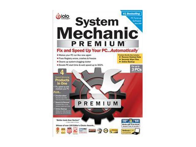 iolo System Mechanic Premium