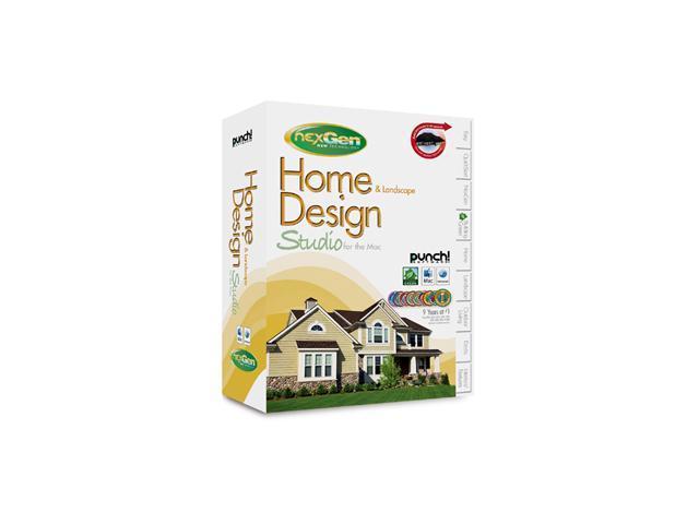 Punch! Software Home&land Design Studio Nexgen